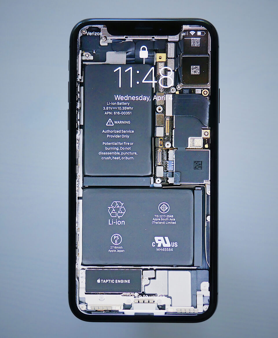 Smartphone defekt